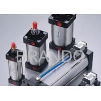 Quality Pneumatic Cylinder Valve , Pneumatic Air Cylinder Assembled ISO6431 ISO15552 Standard for sale