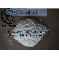 China 99% oral powder Methandienone / Dianabol/ DBOL CAS: 72-63-9 for gaining muscles wholesale