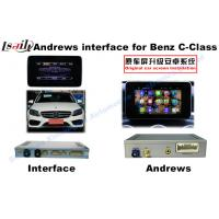 Buy cheap Benz - C Android Navigation Box / gps navigation system for cars from wholesalers