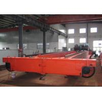 Buy cheap Electric Overhead Traveling Double Girder Overhead Crane EOT Crane for Sale with High Working Efficiency China Supplier from wholesalers