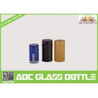 Buy cheap Hot Sale High Quality Aluminum Cap Threaded from wholesalers