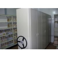 Buy cheap Customized steel mobile shelving systems for warehouse solution from wholesalers