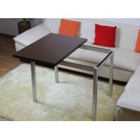 Quality extendable dining furniture, dining room table,, 900*600(1200)*750mm for sale
