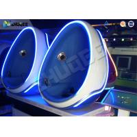 Quality Virtual Reality 360 Degree 9d Movies Theater Festival City Cinema With 2 Seats for sale