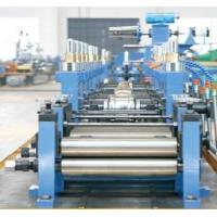 China Fully Automatic Straight Welded Tube Mill Line 400KW 20-60M/Min wholesale