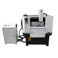 Quality Mach3 Controlled Stable Metal Engraver Machine with 4 Axis/ Oil Mist Cooling for sale