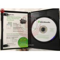 China Microsoft Office Quickbooks Financial Software 2017 pro 64 Bit Package DVD + COA License wholesale
