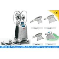 China Cryolipolysis Laser Liposuction Equipment For Stomach / Belly 2.6MHz ETG50 4S wholesale