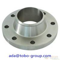 "China API605 26-60 class 150 F53 F55 UNS S32750 Lap Joint Flange 3 / 8"" ~ 120"" wholesale"