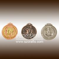 China 2014 Newest Design  Sport Running Medal--factory price wholesale