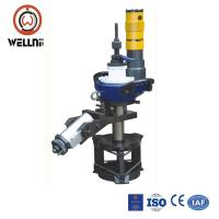 China Low Noise Pipe Automatic Beveling Machine Low Friction Adjustable Bearing System wholesale