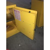 4 Gallons Flammable Safety Cabinets Storage For Gas Station Combustibles