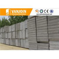China Thermal Insulation Fireproof Soundproof Wall Sandwich panel For Real Estate Buildings wholesale