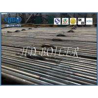 China Heat Recovery Boiler Spare Parts Water Wall Tubes Stainless Steel / Alloy wholesale