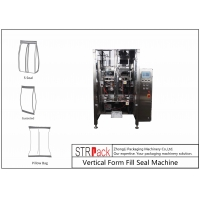 China Vertical Sealing Rotary Powder Filling Machine Quad Seal Stabilo Bagger wholesale