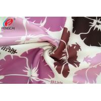 China Digital Printing 4 Way Stretch 90 Polyester 10 Spandex Fabric , Lycra Fabric For Swimwear wholesale