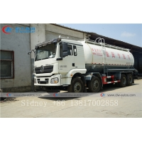 China Shacman 8X4 17000liters-20, 000liters Bulk Oil-Well Cement Tanker Truck for Sale wholesale