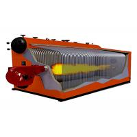 China SZS series 10 ton Gas Biogas Steam Boiler price with efficiency up to 98% wholesale