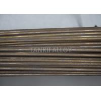 China 0Cr25Al5 FeCrAl Alloy Wire Heating Wire Oxidated Golden Colour 1.42 Resistivity wholesale