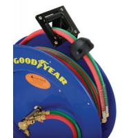 Goodyear Safety Series Dual Hose Spring Rewind Hose Reel for Oxy-Acetylene