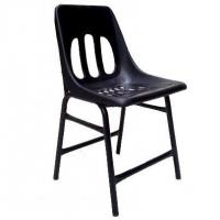 China PP Seat Injection Molding ESD Cleanroom Chairs No Dust Plastic Backrest Chair wholesale
