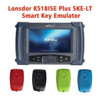 China 100% Original Lonsdor K518ISE Key Programmer Plus SKE-LT Smart Key Emulator wholesale