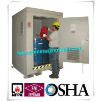 Quality Chemical Safety Storage Cabinets , Hazmat Storage Containers For Hazardous for sale