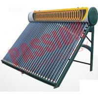 China Stainless Steel Coil Pre Heated Solar Water Heater Evacuated Tube For Shower wholesale