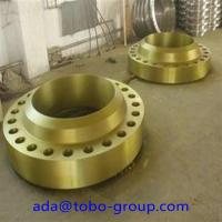 China ASTM A182 F22 Alloy Steel Forged Steel Welding Neck Flange Standard / Non - standard wholesale