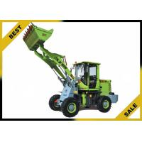 China Zl926 Automatic Front End Loader , Front End Wheel Loader Strong And Durable wholesale