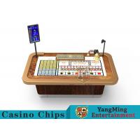 China Automatically Gambling Baccarat System With Zhuang , Xian and Statistics wholesale