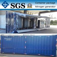 China Container Type PSA Nitrogen Generator For Marine Industry and Oil Tanker wholesale