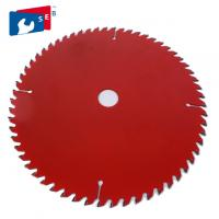 China MDF Cutting TCT Saw Blade Wood Working Power Tools with Smooth Cutting wholesale