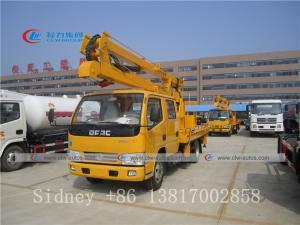 China Dongfeng Duolika 18meters Aerial Platform truck Aerial Bucket Truck wholesale