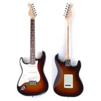 China Left Hand 39inch Solidwood Fender Stratocaster Style Electric Guitar AG39-ST2 wholesale