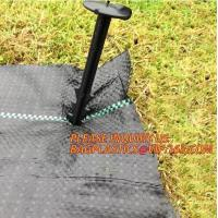 China high quality weed matting,ground cover,weed barrier wholesale,Weed Mat Para Agro 90gsm Landscape Weed Barrier Fabric pac on sale