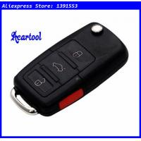 Buy cheap Acartool gate door remote cloning A330 for vw b5 Sytle 3+1 buttons pair from wholesalers