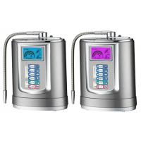 China Silver Energy Alkaline Water Purifier Ionized For Drinking Water Filteration , Countertop water ionizer wholesale