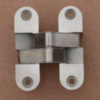 China new invisible hinge 180 degree concealed hinge heavy duty hinges door hardware wholesale