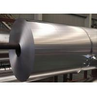 Buy cheap 8006 H24 Lubricant Aluminium Foil For Food Packaging / Semi Rigid Food Container from wholesalers