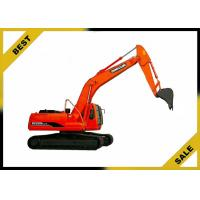 China 2390mm Track Gauge Construction Digging Machine Better Visibility Air Conditioning Driving Room wholesale