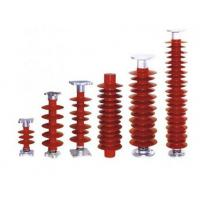 China High Voltage Long Rod 330Kv Composite suspension Silicon Insulator on sale