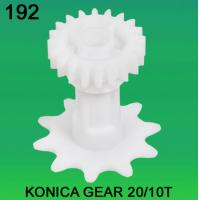 China GEAR TEETH-20/10 FOR KONICA minilab wholesale