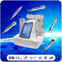 China 99% Pure Oxygen Firming Pore Facial Cleanser Water Oxygen Jet Peel Microdermabrasion Machine wholesale