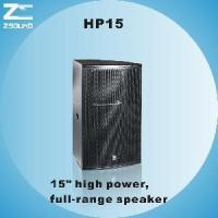 "Buy cheap HP15 15"" High Power Professional Speaker from wholesalers"