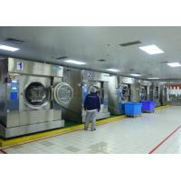 China Hotel Commercial Grade Washing Machine , Frequency Control Industrial Clothes Washer on sale