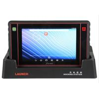 China Launch X431 PAD II Tablet Diagnostic Computer Launch X431 Scanner Support WIFI With 2 Years Warranty Update Online Free wholesale