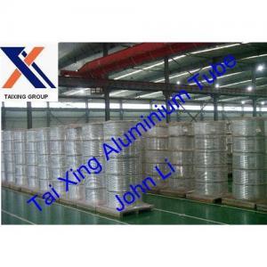 China Aluminium Coil Tube For Refrigeration Purpose wholesale