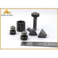 China High Wear Resistant Tungsten Carbide Valve For Oil Wellhead Equipment wholesale