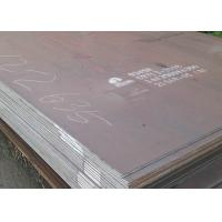 China Thickness 204mm low alloy structure steel sheet metal plate ASTM A572 Gr50 Gr60 Gr70 wholesale
